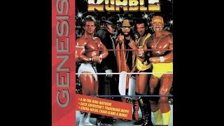 WWF Royal Rumble (Sega Genesis) - Gameplay