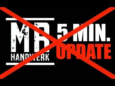 5Min. Update (2018/09/02)❗Wichtige INFOS❗