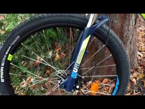 Review zum Rockrider 520: Das günstige Mountainbike von Decathlon