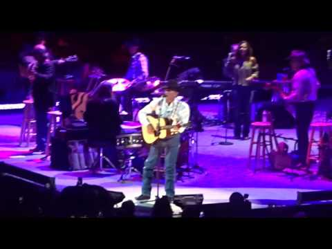 George Strait - Here For A Good Time (Opening song), live at T-Mobile Arena Las Vegas, 29 July 2017