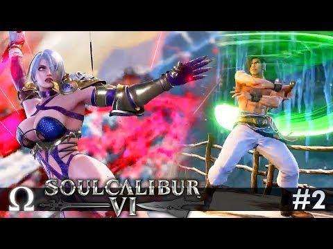 THIS GAME MAKES TOONZ THIRSTY!   Soulcalibur VI / Soul Calibur 6 #2 Multiplayer Rematch w/Cartoonz
