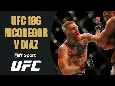 Conor McGregor v Nate Diaz   UFC 196   Full Fight New Flash Game