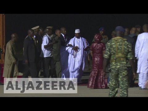 Gambia orders investigation into Jammeh's wealth