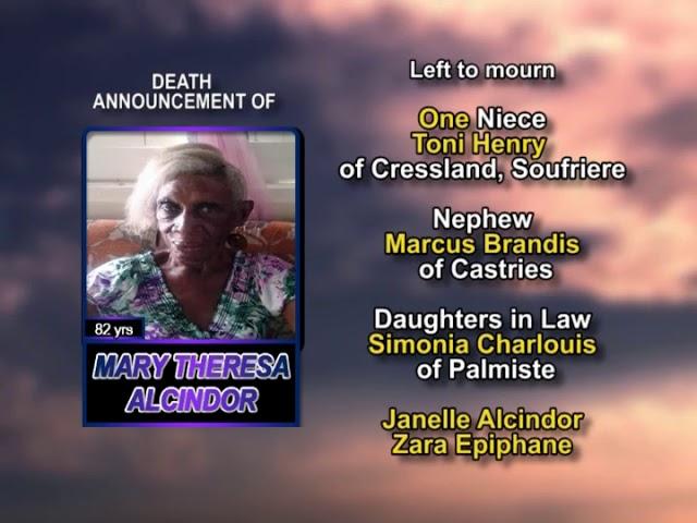 Mary Theresa Alcindor long 1