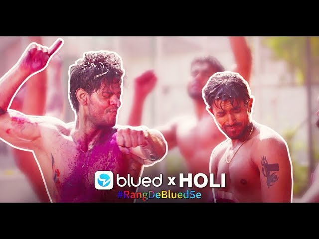 Blued x Holi Music Video Trailer 4