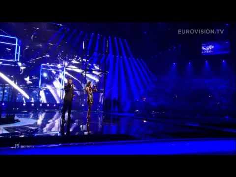 Paula Seling & OVI - Miracle (Romania) LIVE Eurovision Song Contest 2014 Second Semi-Final