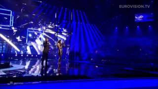 Paula Seling & OVI - Miracle (Romania) LIVE Eurovision Song Contest 2014 Second Semi-Final