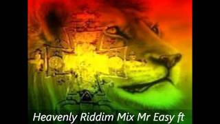 Heavenly Riddim Mix  Mr Easy ft. Beres Hammond September 2011 Megamix One Riddim Roots Reggae