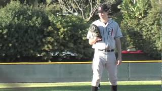 Max Fried - Harvard-Westlake - Pitching Raw Game Footage - San Diego Padres 2012 #1 Pick