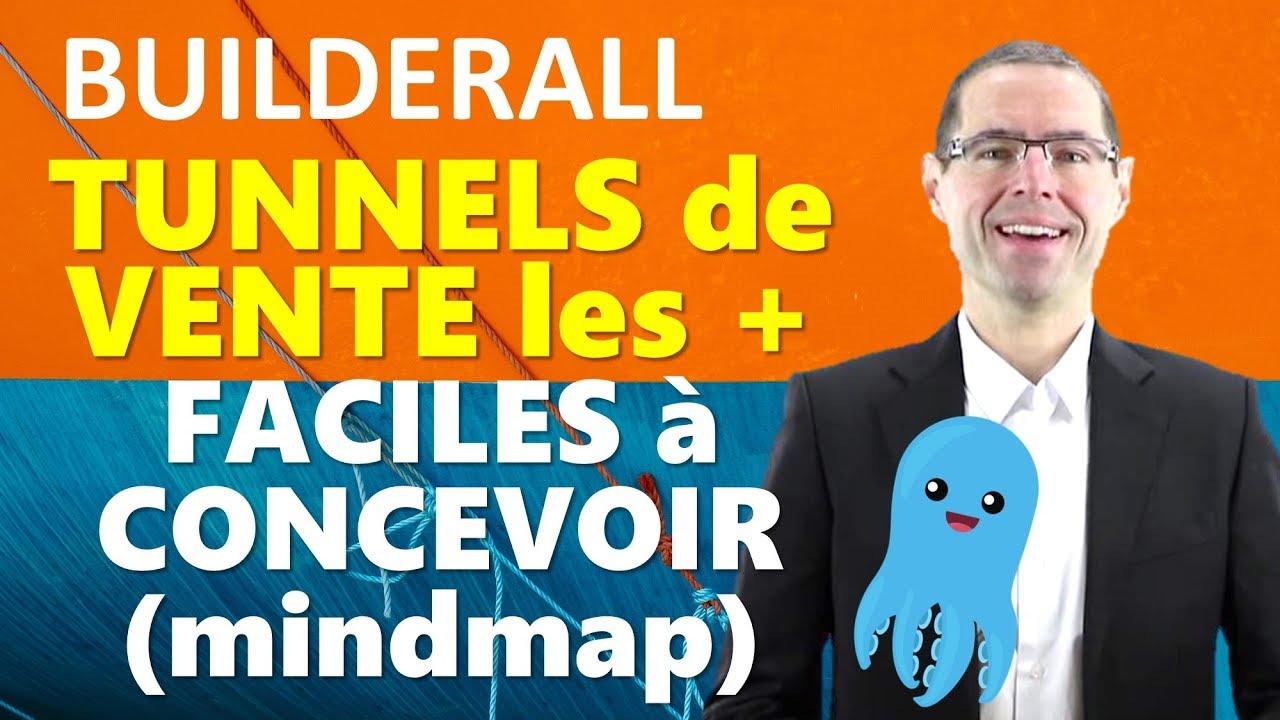 Builderall France Workflow : l'autorépondeur le plus visuel et moins cher