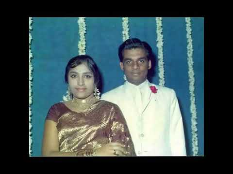 Poomukavathilkal yesudas with his family