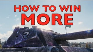 WOT - How To Win More Games | World of Tanks