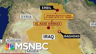 Iran Fires Missles; Trump Tweets 'All Is Well!', Will Make Weds. Statement | Morning Joe | MSNBC
