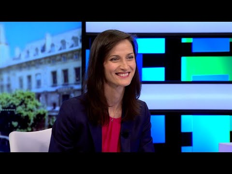 Europe in a digital world: EU Commissioner Mariya Gabriel