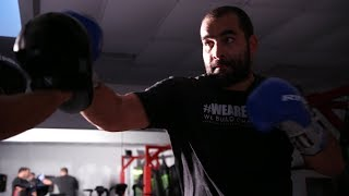 Fight Night Boise: Blagoy Ivanov - I Want to Show the Bulgarian Spirit