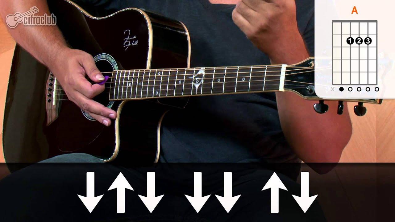 Um Certo Alguém - Lulu Santos (aula de violão completa)