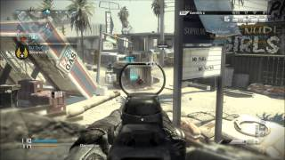 [HD] CALL OF DUTY GHOSTS: DOMINATION GAMEPLAY OCTANE!