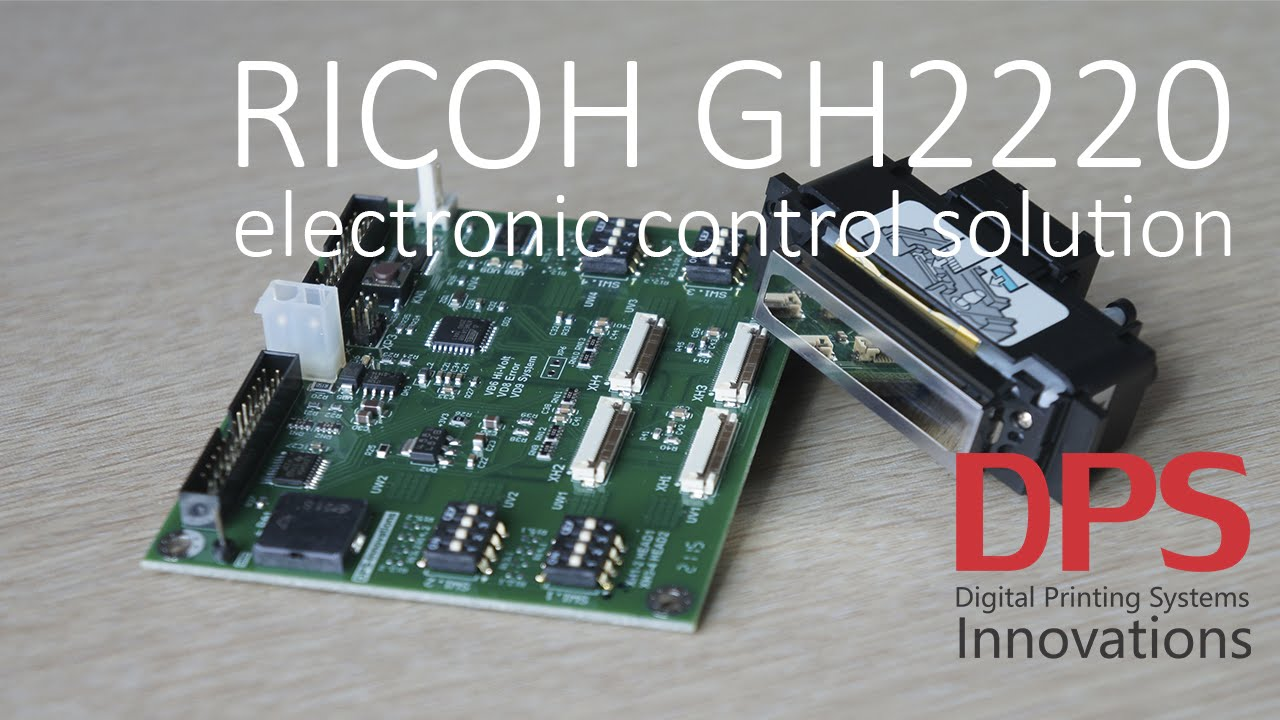 About DPS and solution for Ricoh gh2220 printhead