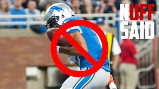 The NFL's catch rules suck. It's time to change them.