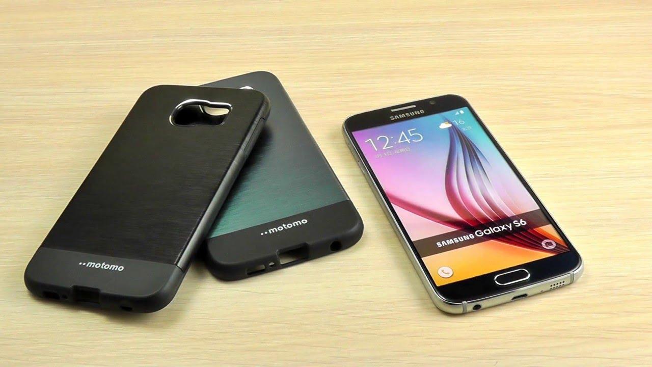 Чехол книжка Nillkin Sparkle для Samsung S6 G920F - YouTube