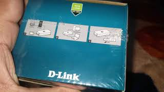 Informational video of Dlink DES-1005C 5-port 10/100 Desktop Switch (www.TulipSmile.com)