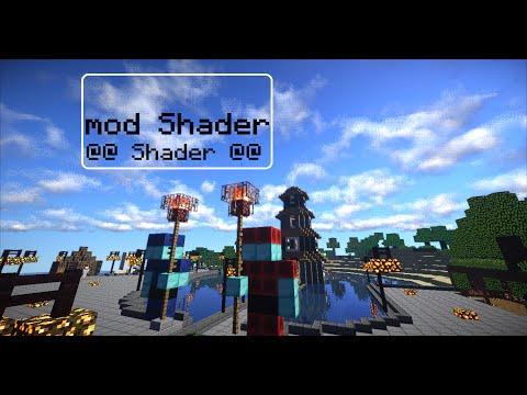 [GSH Casting] สอนใช้ Mod Shader - มอสแสงเงา [1.6.2]