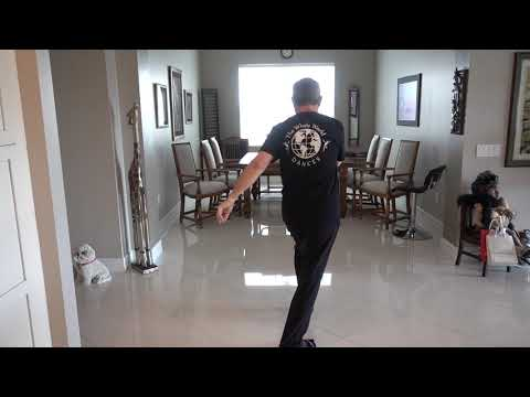 IF I BACK IT UP NOW Whatcha Gonna Do   Soul Line Dance   Ira Weisburd   Demo & Tutorial