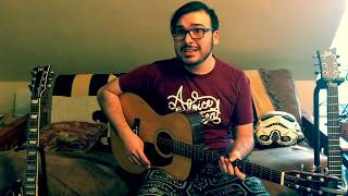 Dreams - Beck (Cover by Maxwell Cary)