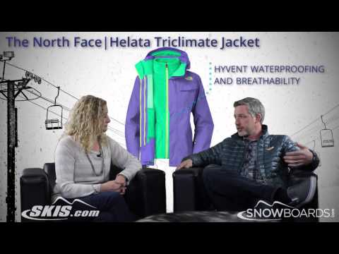 4813783cd 2015 The North Face Helata Triclimate Womens Jacket Overview by ...