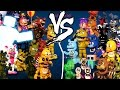 CHOOSE YOUR SIDE! | FNaF World: Civil War #1