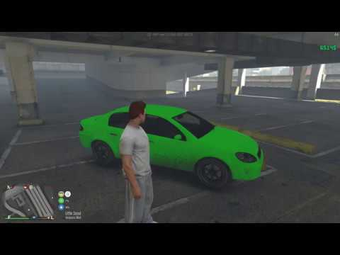 GTA 5-Multiplayer real Life RP #001 Der Start in Los Santos