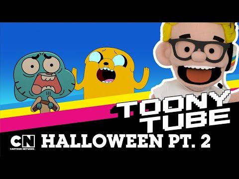 Toony Tube | Scary Moments | Cartoon Network UK