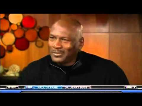 "Michael Jordan's Response to Jeff Van Gundy's ""Con Man"" Comments"