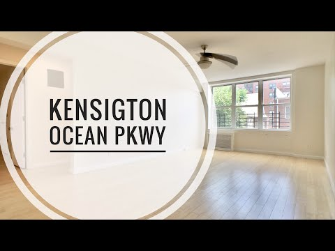 2 Bedrooms Kensington Apartment Video Tour Brooklyn NY Ocean Parkway Parking Elevator Laundry No Fee