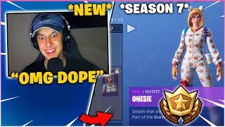 CIZZORZ réagit à 'NEW' SEASON 7 BATTLE PASS (FORTNITE SEASON 7)