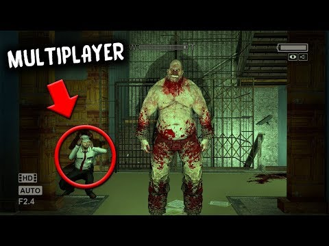 Playing Outlast Horror Game MULTIPLAYER... (TERRIFYING) - Outlast in Gmod Multiplayer