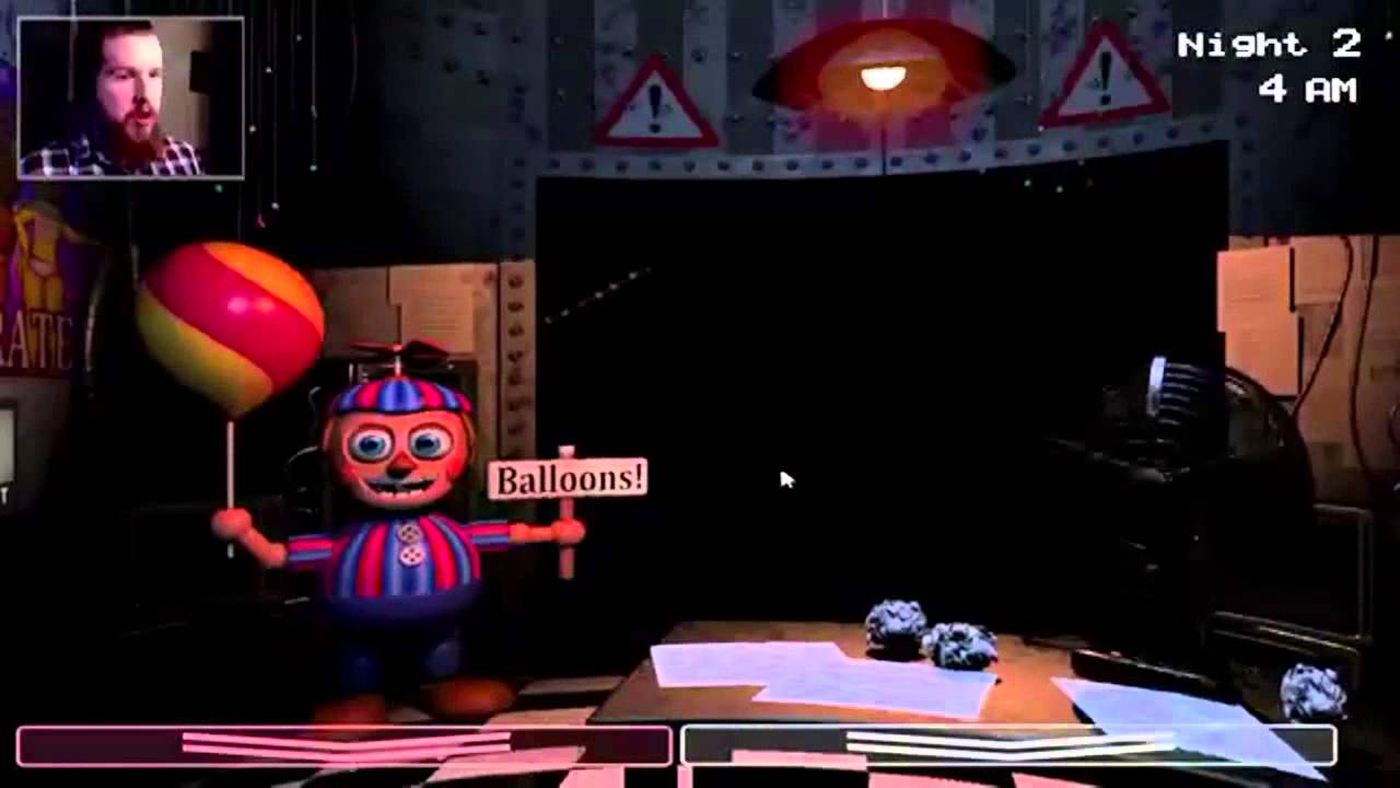 pewdiepie and harshlycritical five nights at freddys 2