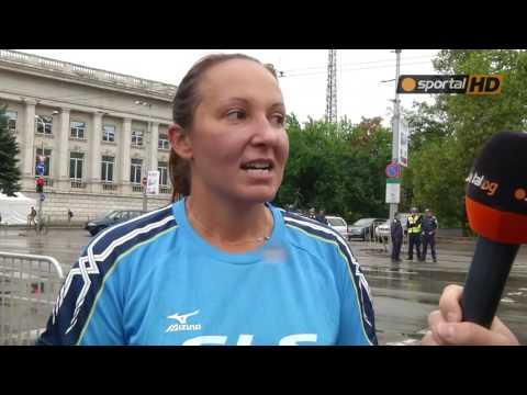 Жени Раданова говори пред Sportal.bg