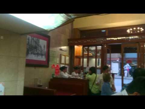 Vistazo al café de chinos el popular