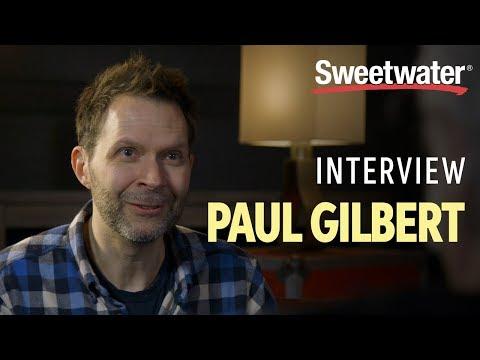 Paul Gilbert Interview