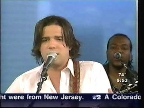 Joe Firstman on CBS Morning Show - 2003