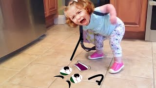 Funniest Babies Fails by Doodle | Very Funny