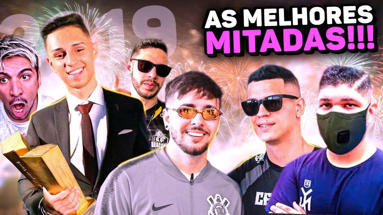 RETROSPECTIVA 2019, MELHORES MITADAS DO MÊS!