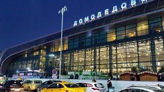 видео такси в аэропорт в Домодедово