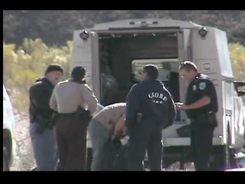 Bank Robbery in Globe Dec. 24th 2011.wmv