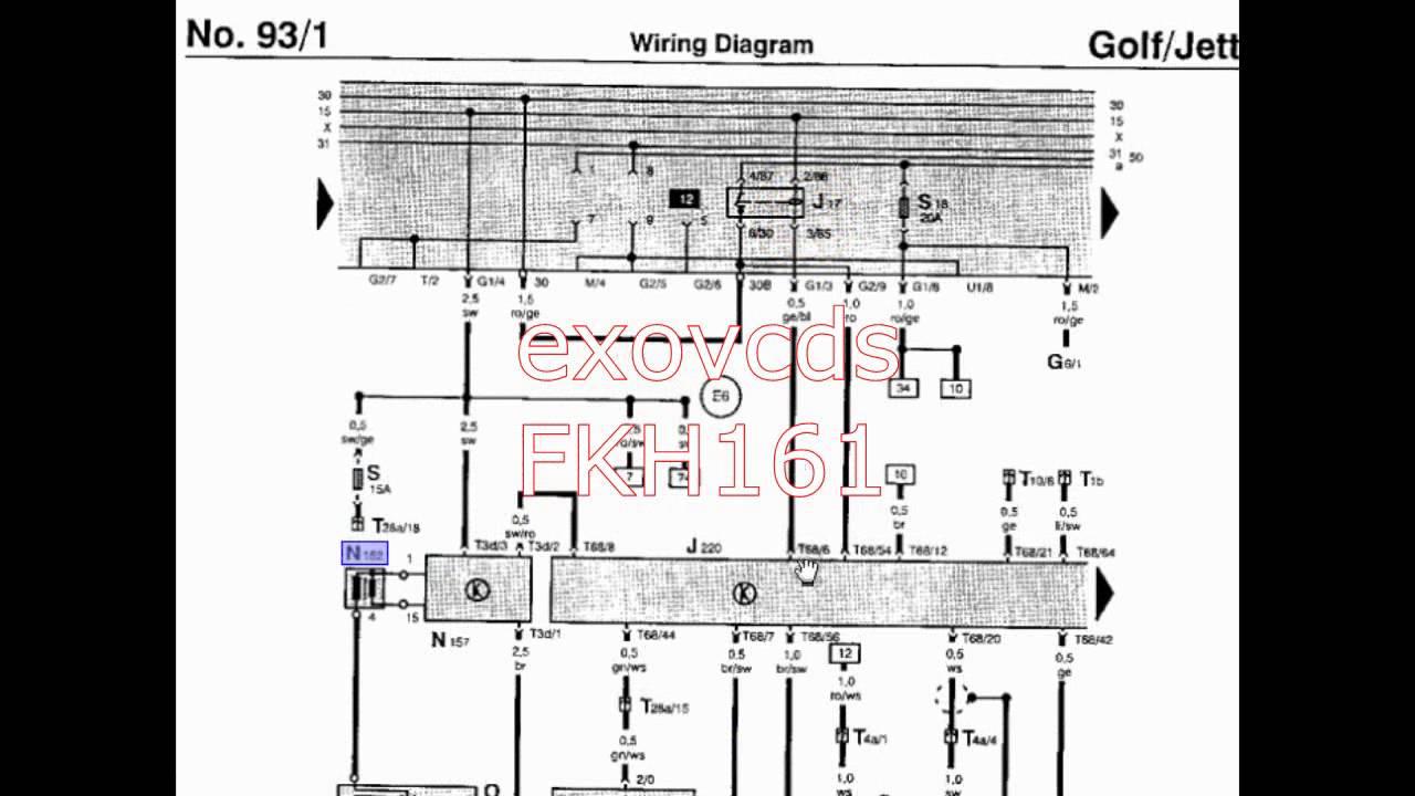 Reading Making Sense Of Wiring Diagrams Helping A Viewer YouTube