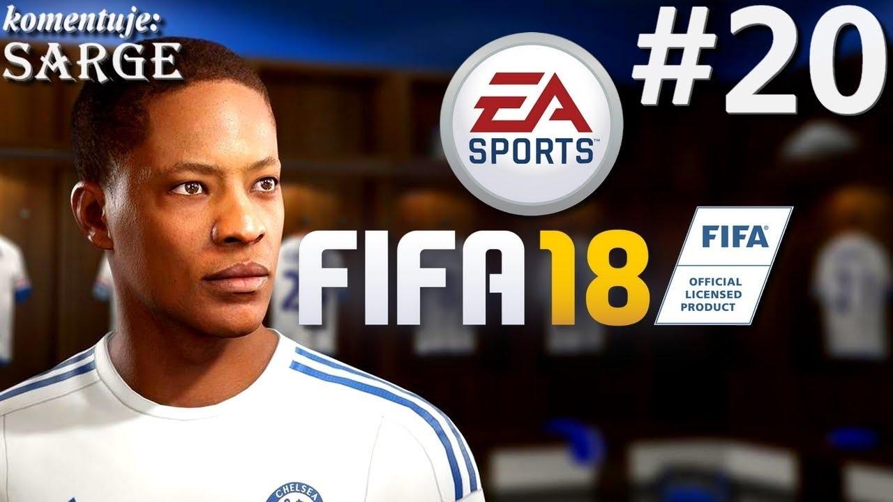 Zagrajmy w FIFA 18 [60 fps] odc. 20 – Hunter wraca do gry | Droga do sławy