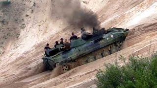 tanks offroading bvp 1 t 72