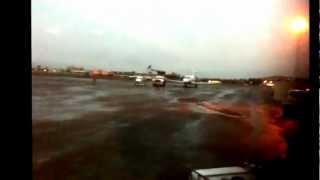 Partenavia Turbine Ferry Flight