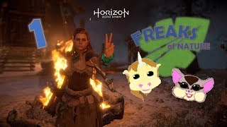 Rock Gathering Simulator 2017 - HORIZON ZERO DAWN: Part 1 [Freaks Of Nature]